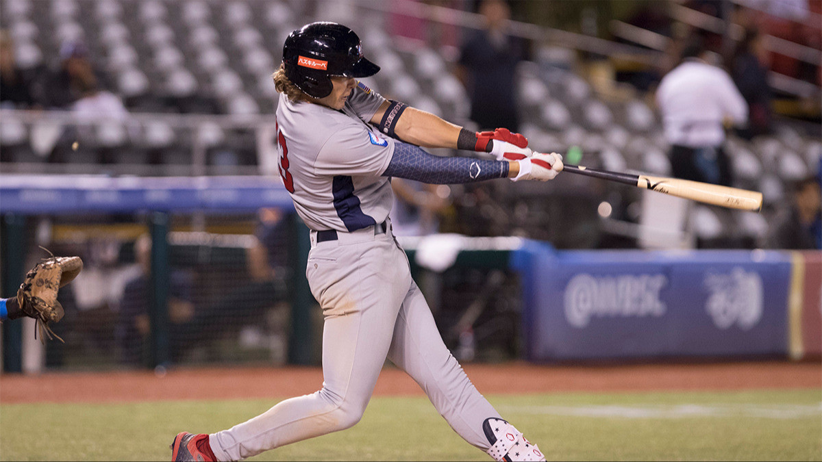 United States defeat Dominican Republic to reach WBSC Premier12 Super Round