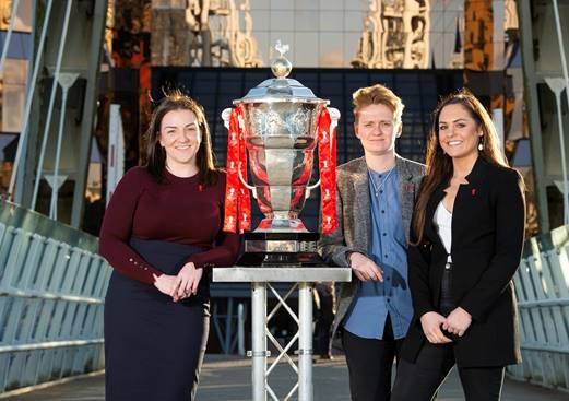 Brown confirmed as chief operating officer at Rugby League World Cup 2021