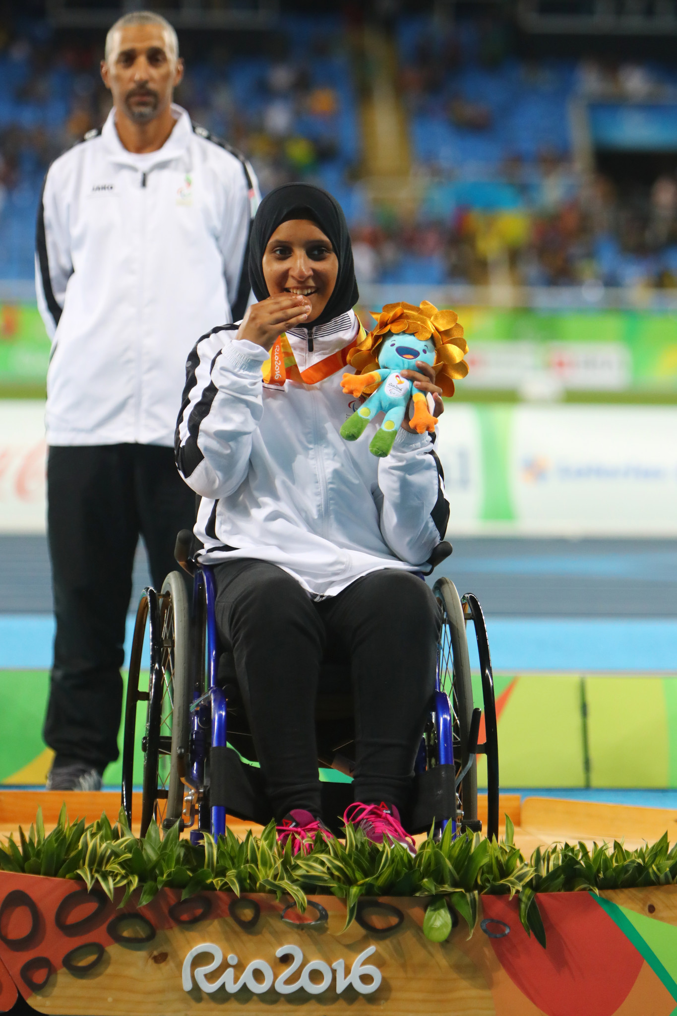 UAE history maker looking forward to home World Para Athletics Championships