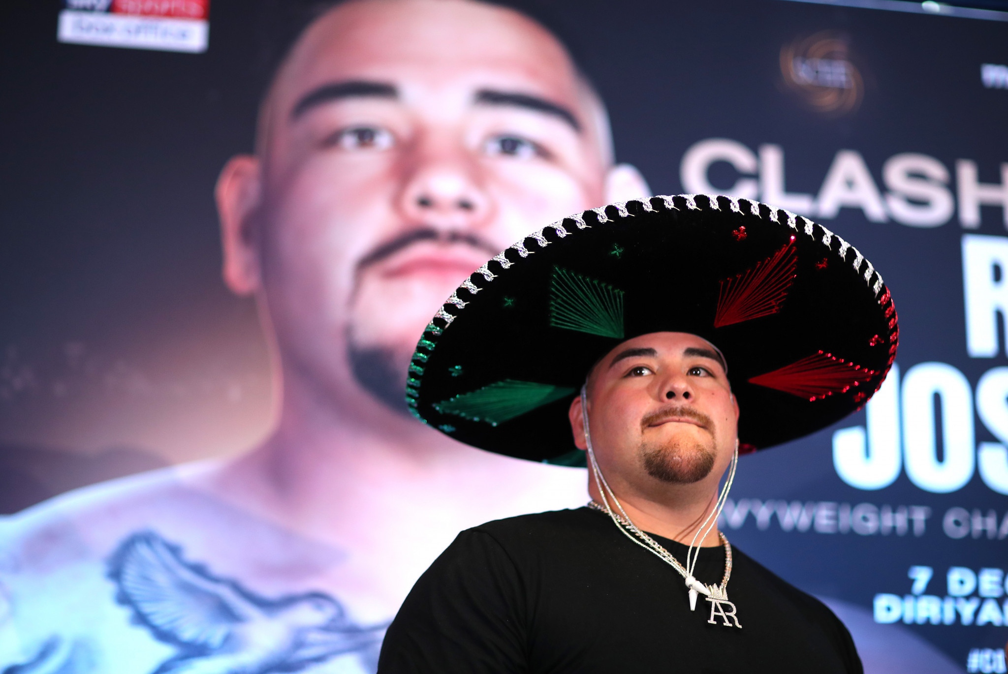 Unified world heavyweight champion Andy Ruiz has decided not to enter the Olympic qualifiers ©Getty Images