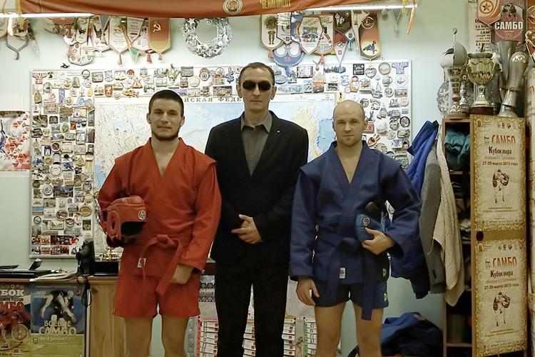 Blind sambo demonstration to feature at World Sambo Championships in Cheongju