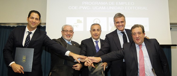 Spanish Olympic Committee launch recruitment drive for elite athletes