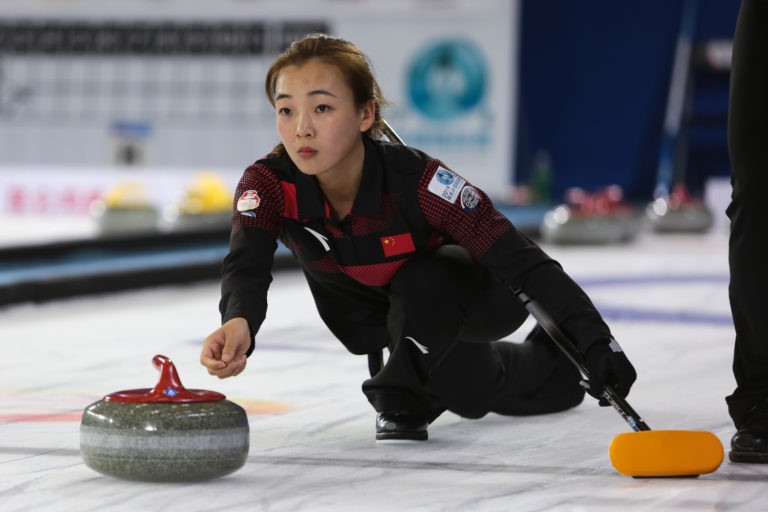 China, Japan and South Korea qualify for women's semi-finals at Pacific-Asia Curling Championships