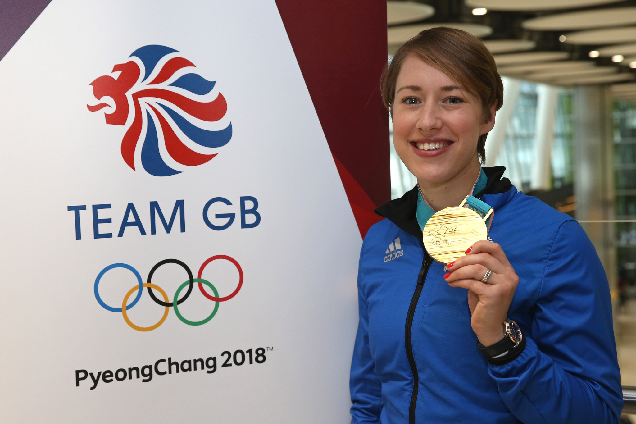 Double Olympic skeleton champion Yarnold joins BBSA Board