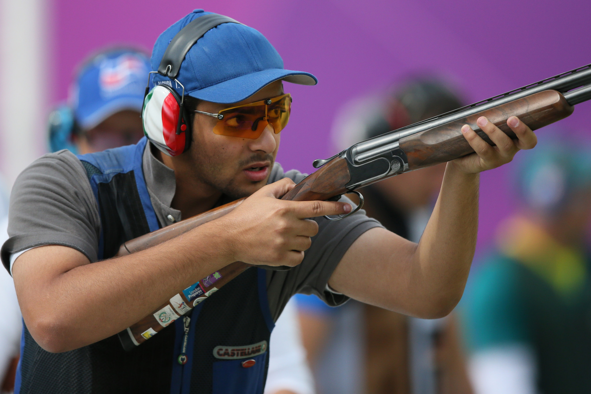 Alrashidi leads Kuwaiti medal sweep in men's trap at Asian Shooting Championships