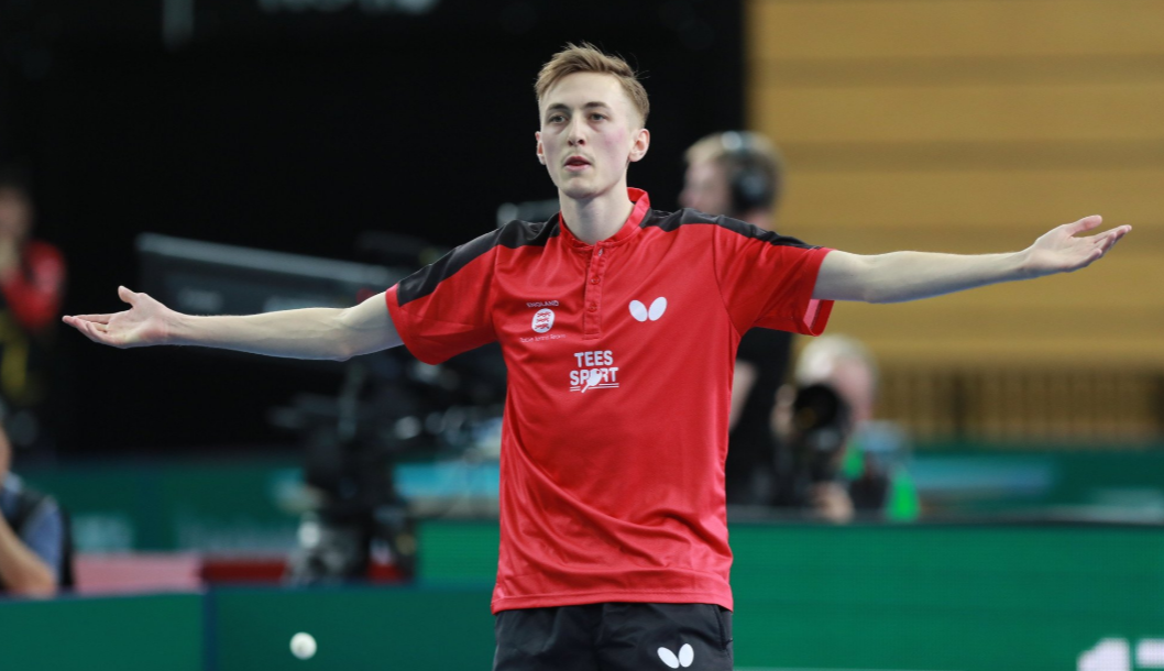Perfect Pitchford stuns Japan at ITTF Team World Cup