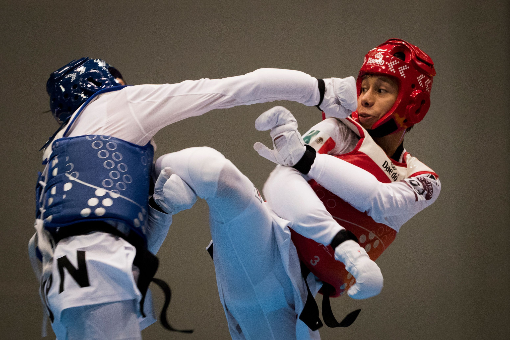 World Taekwondo Europe is looking ahead to the Paris 2024 Olympic Games ©Getty Images