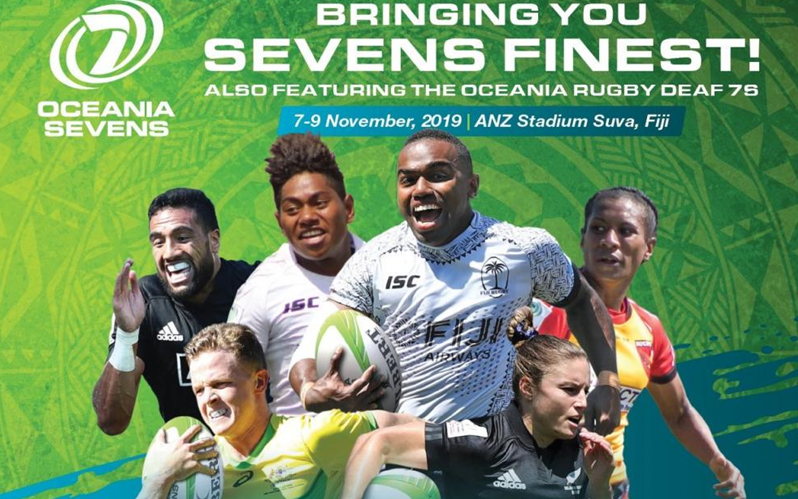 All eyes focused on Tokyo at Oceania Sevens tournament