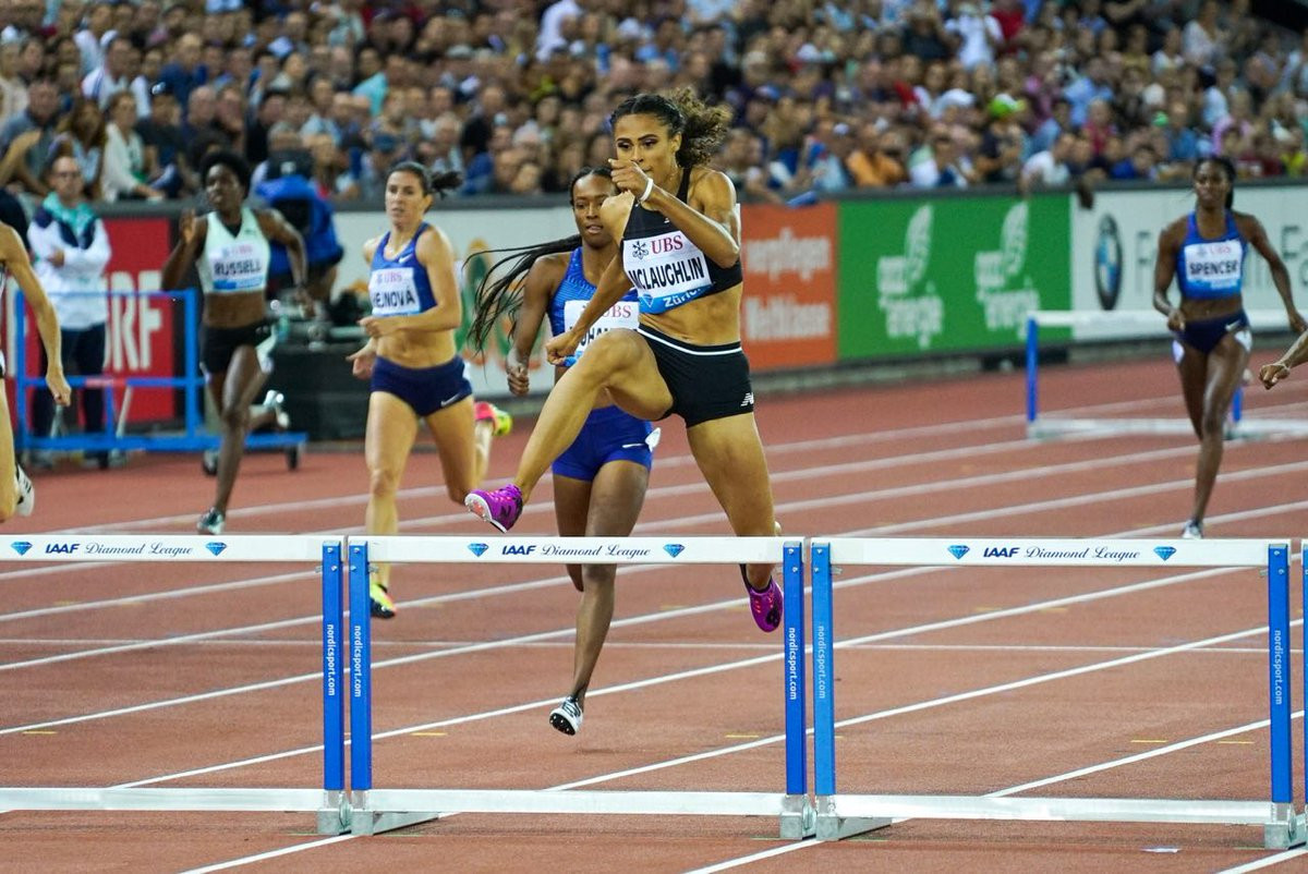 Public help choose 2020 IAAF Diamond League disciplines