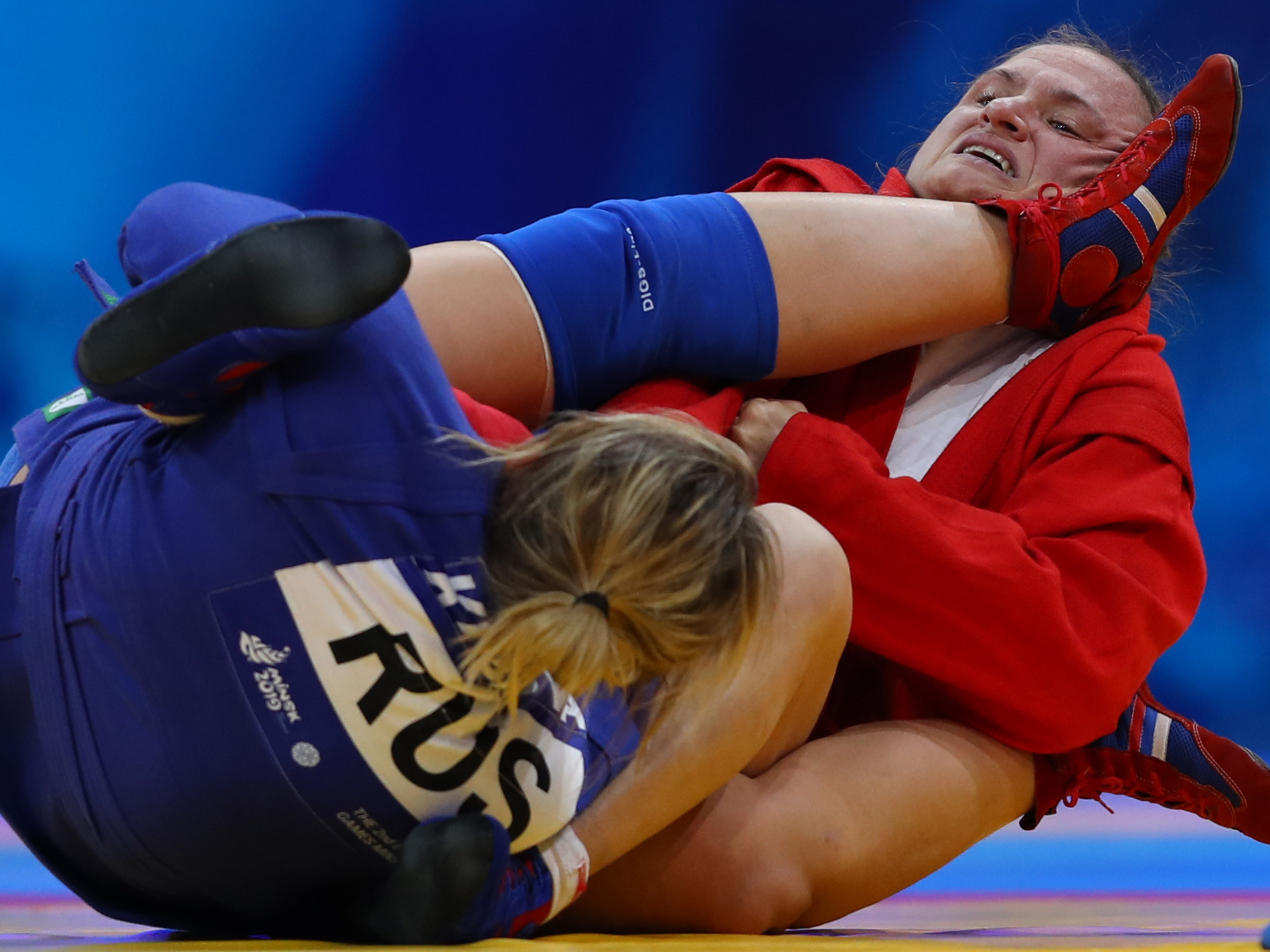 FIAS President Vasily Shestakov claims Russian dominance in sambo is dropping each year as the sport grows more popular ©Getty Images