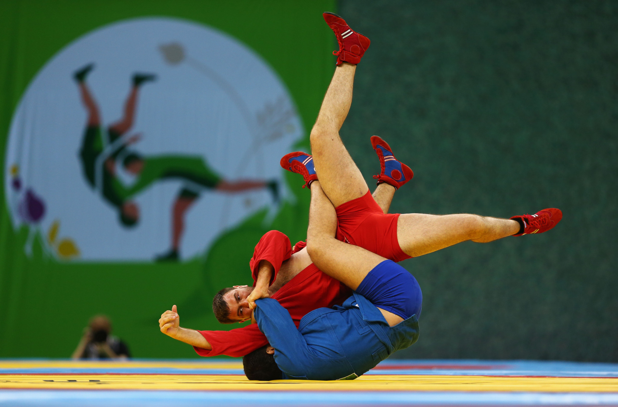 Russian dominance to come under threat at World Sambo Championships