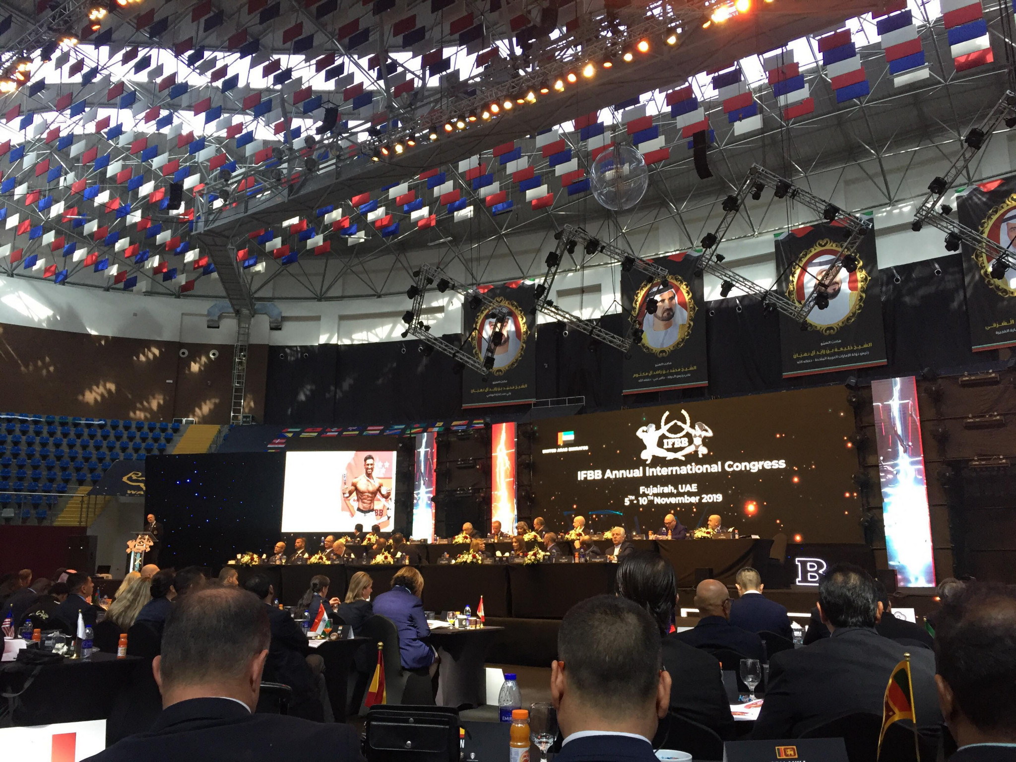 World Power Games confirmed at IFBB World Congress