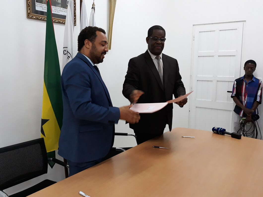 The São Tomé and Príncipe National Olympic Committee has committed to partly financing the renovation of its headquarters ©COSTP