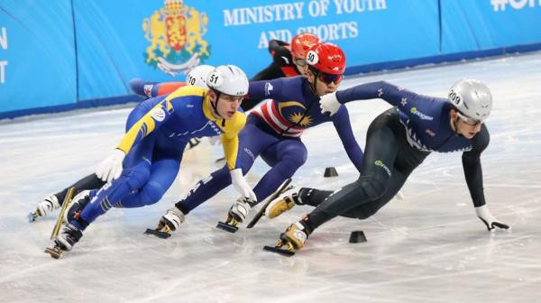 Short Track Speed Skating At The 2020 Olympic Winter Games.Short Track Speed Skater De Rose Named To New Zealand S Team