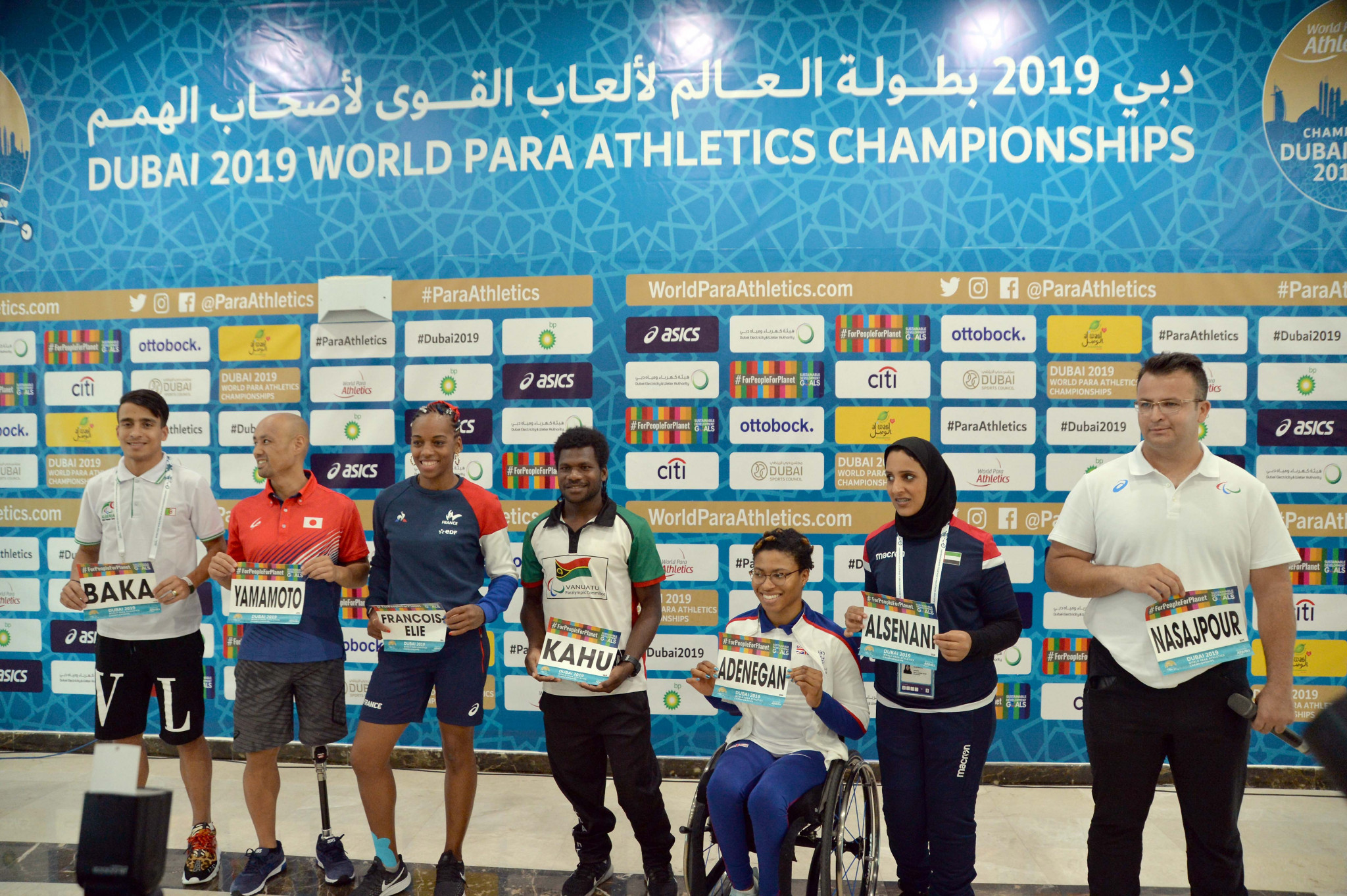 World Para Athletics Championships to promote UN Sustainable Development Goals