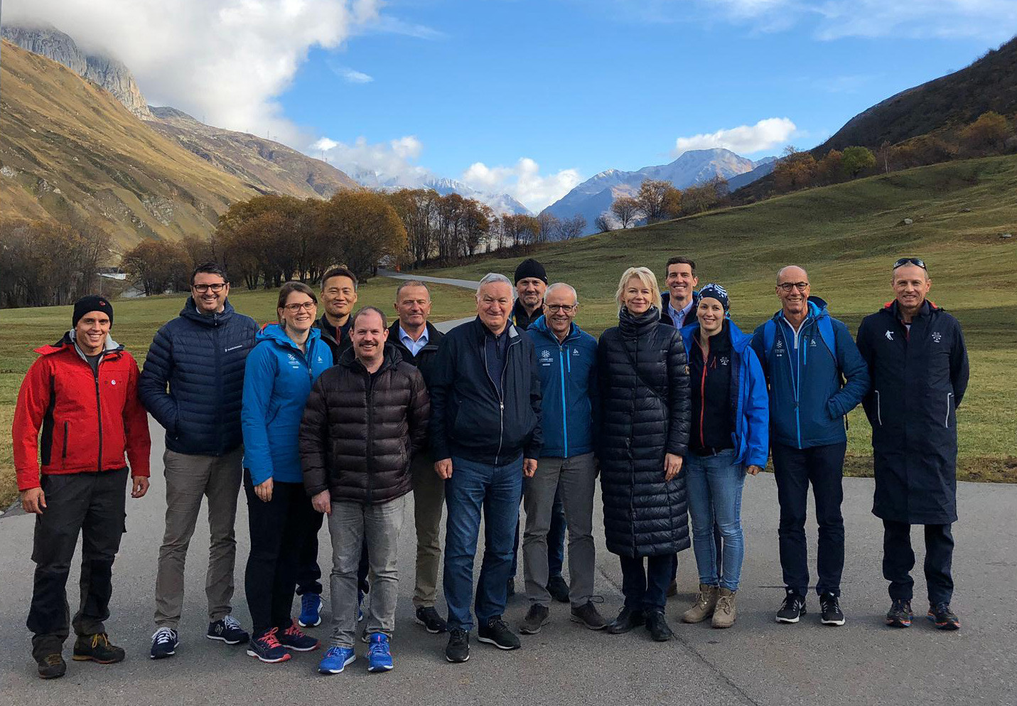 Winter Universiade Committee returns to Lucerne to assess 2021 preparations