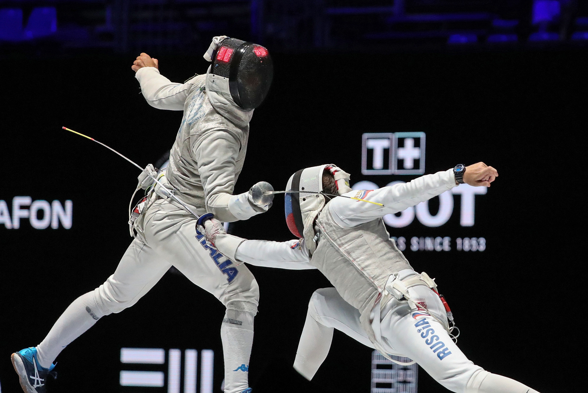 Italy's Alessio Foconi is the top seed at the FIE Men's Foil World Cup in Bonn ©Getty Images