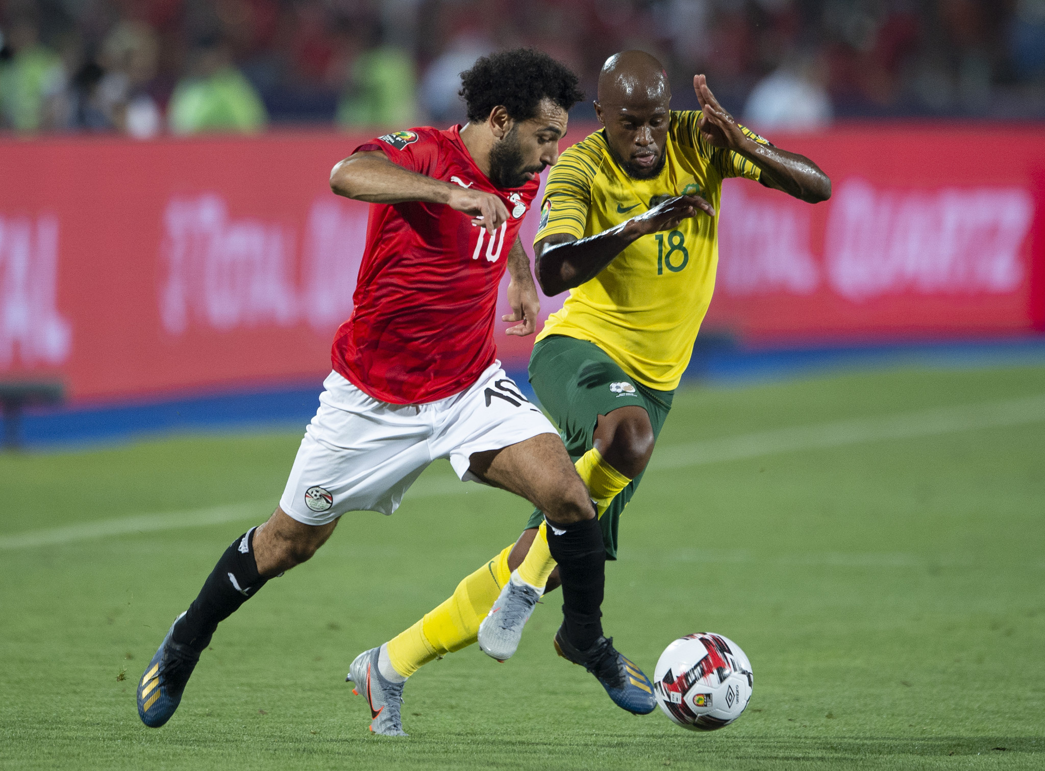 Hosts Egypt will be hoping to do better at the Under-23 Africa Cup of Nations than the senior national team, which lost to South Africa in the last 16 of the Africa Cup of Nations ©Getty Images