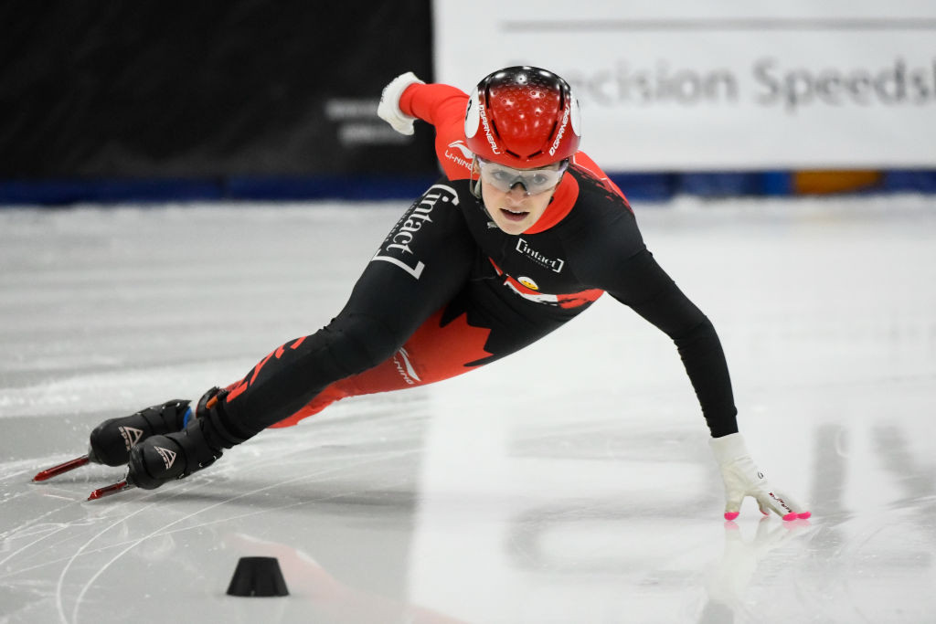 Canadians looking to dominate on home ice at ISU Short Track Speed Skating World Cup in Montreal