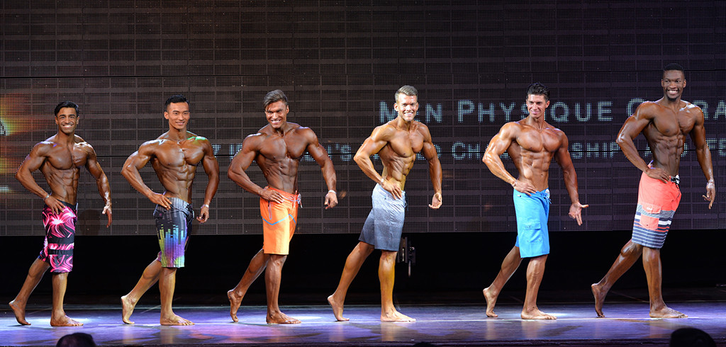 Fujairah ready for IFBB Men's World Championships