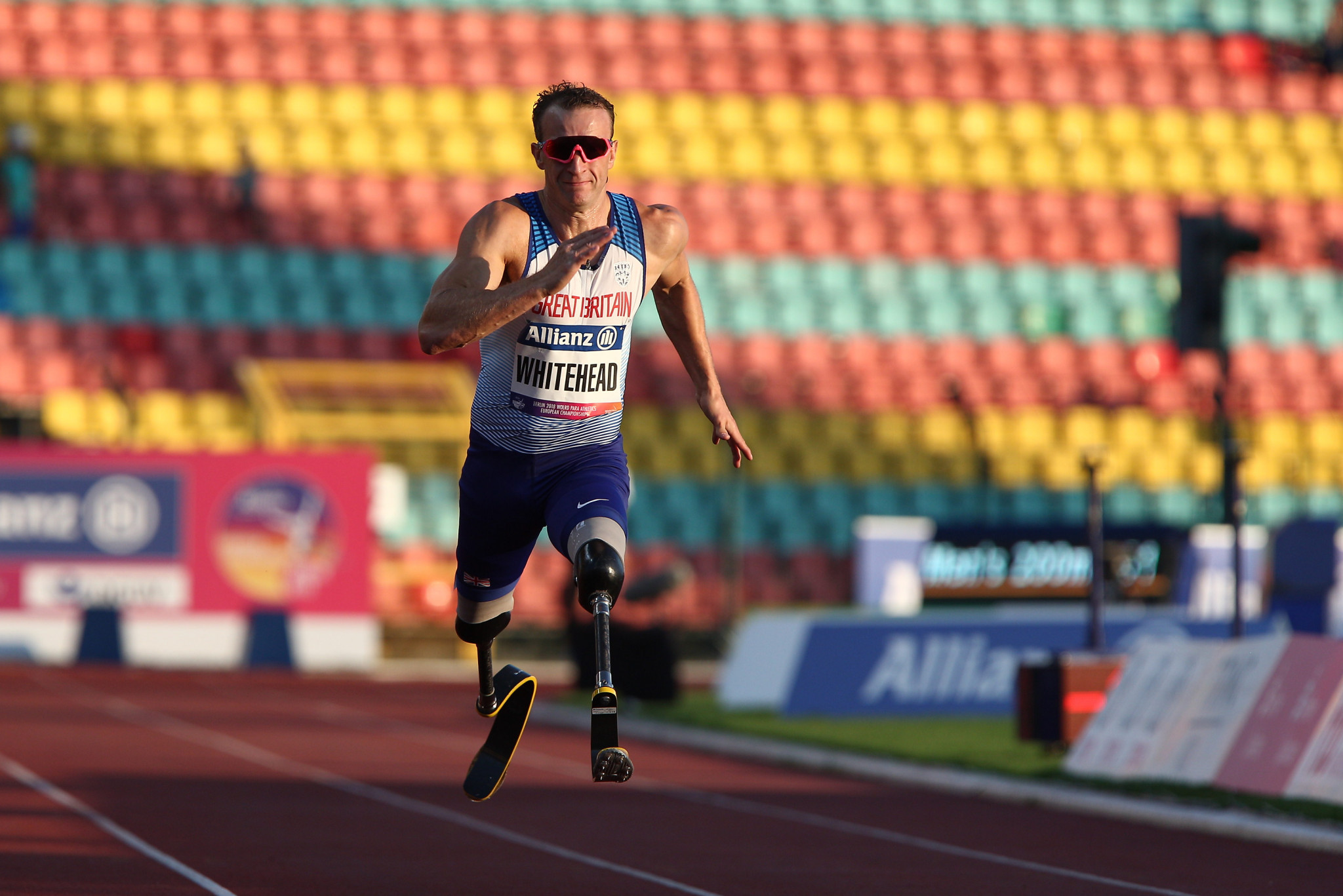 Berlin hosted the last World Para Athletics European Championships ©Getty Images