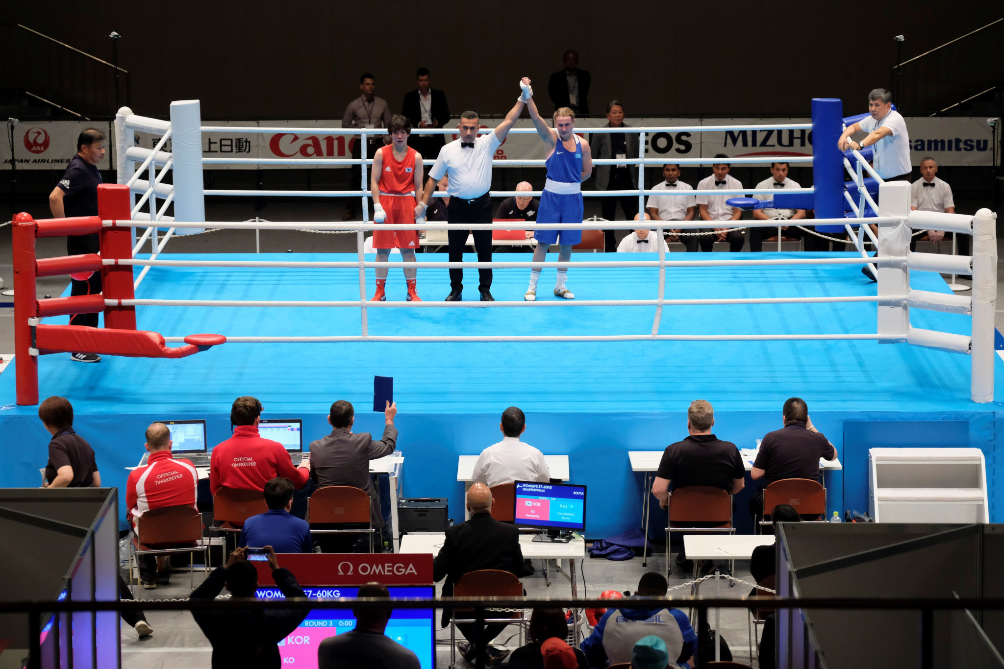 Boxing tickets to be available for first time in second Tokyo 2020 lottery