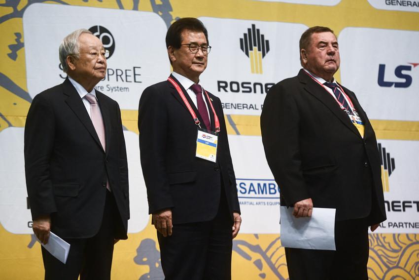 South Korean province targeting becoming martial arts capital after World Sambo Championships