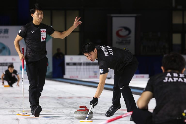 Defending champions Japan beat China to reach men's final at Pacific-Asia Curling Championships