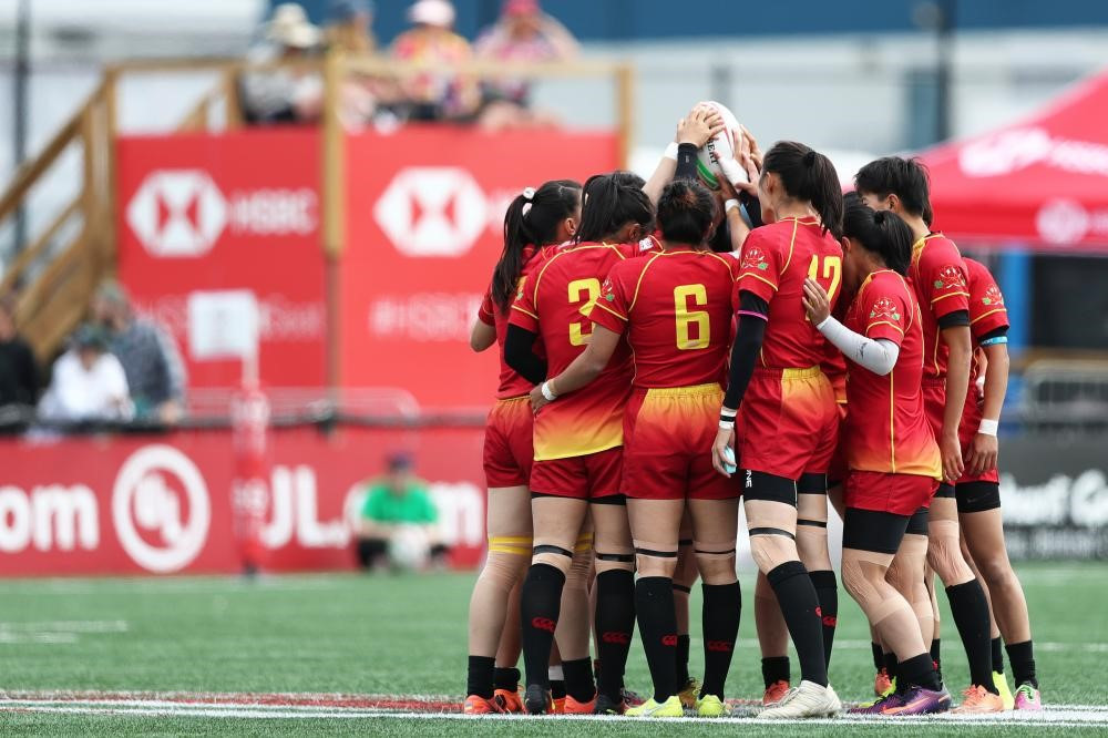 Tokyo 2020 place at stake at Asia Women's Sevens
