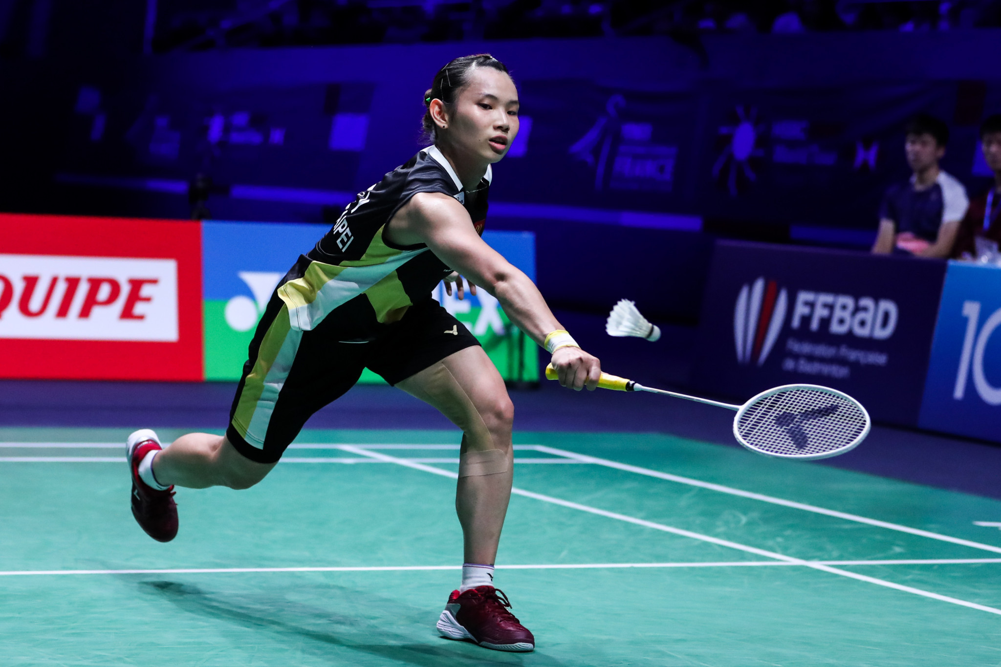 Top seed Tai Tzu-Ying will compete in the women's semi-finals ©Getty Images