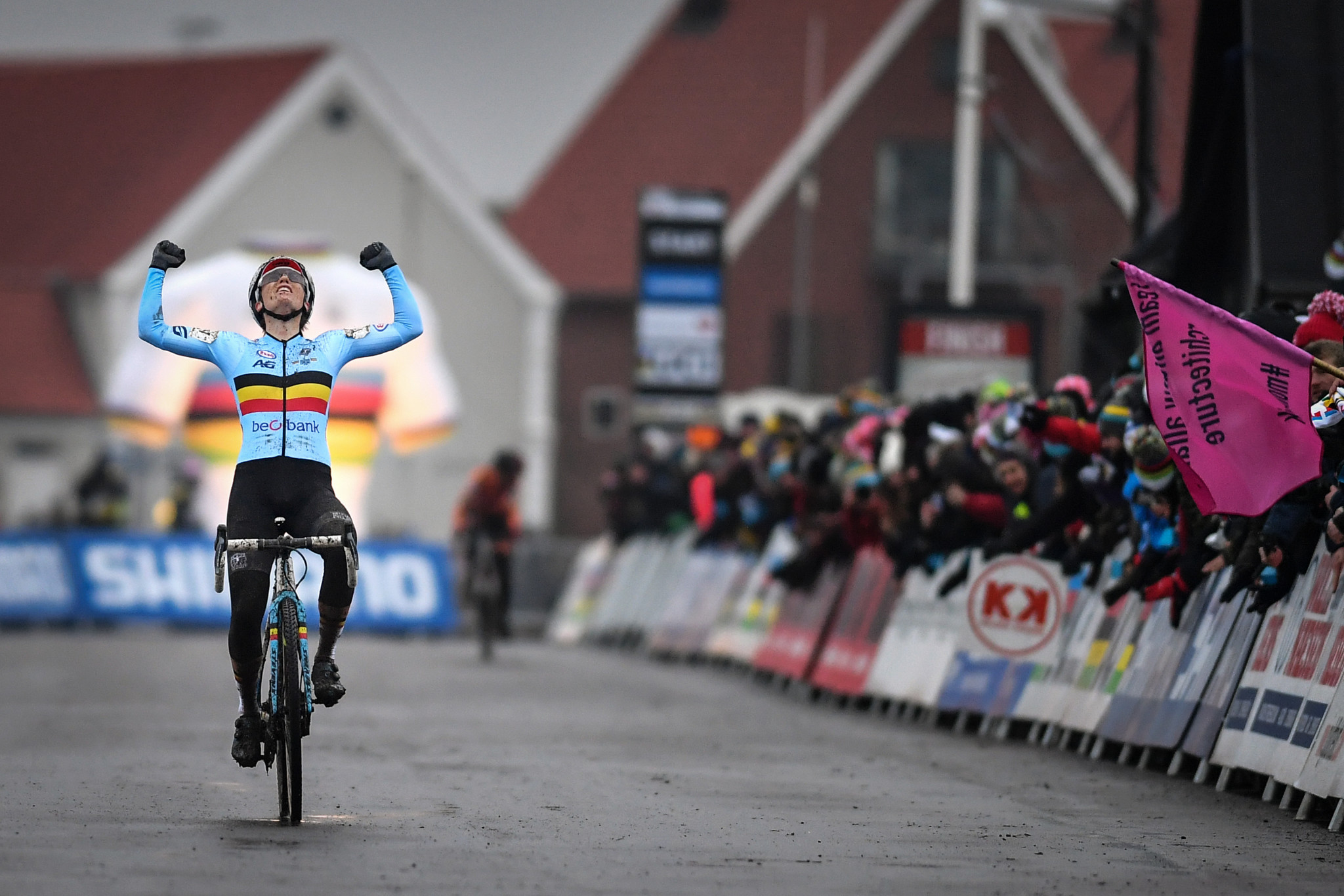 Sanne Cant of Belgium will be among the favourites for the women's title ©Getty Images