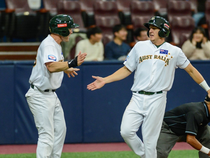 Australia clinch WBSC Premier12 super round spot to keep Tokyo 2020 dream alive