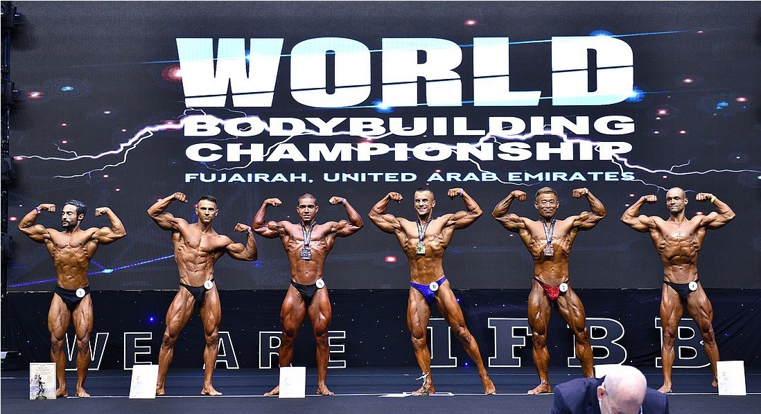 IFBB Men's World Championships begin with classic bodybuilding and physique contests