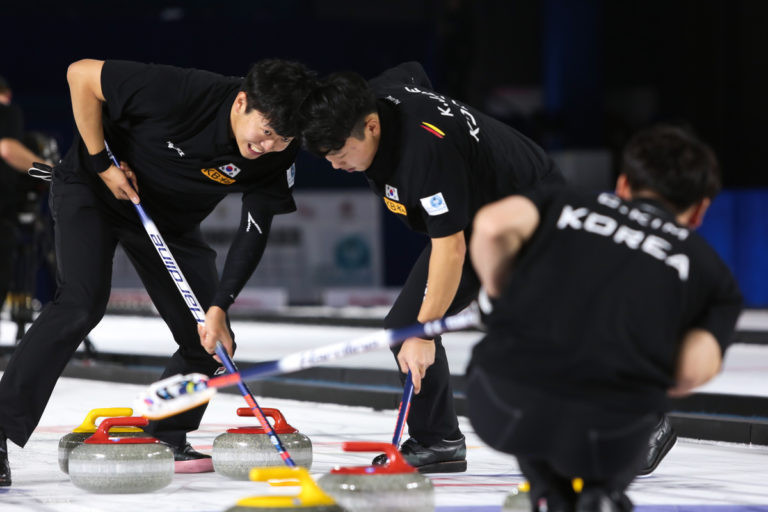 Hosts China and South Korea secure titles at Pacific-Asia Curling Championships