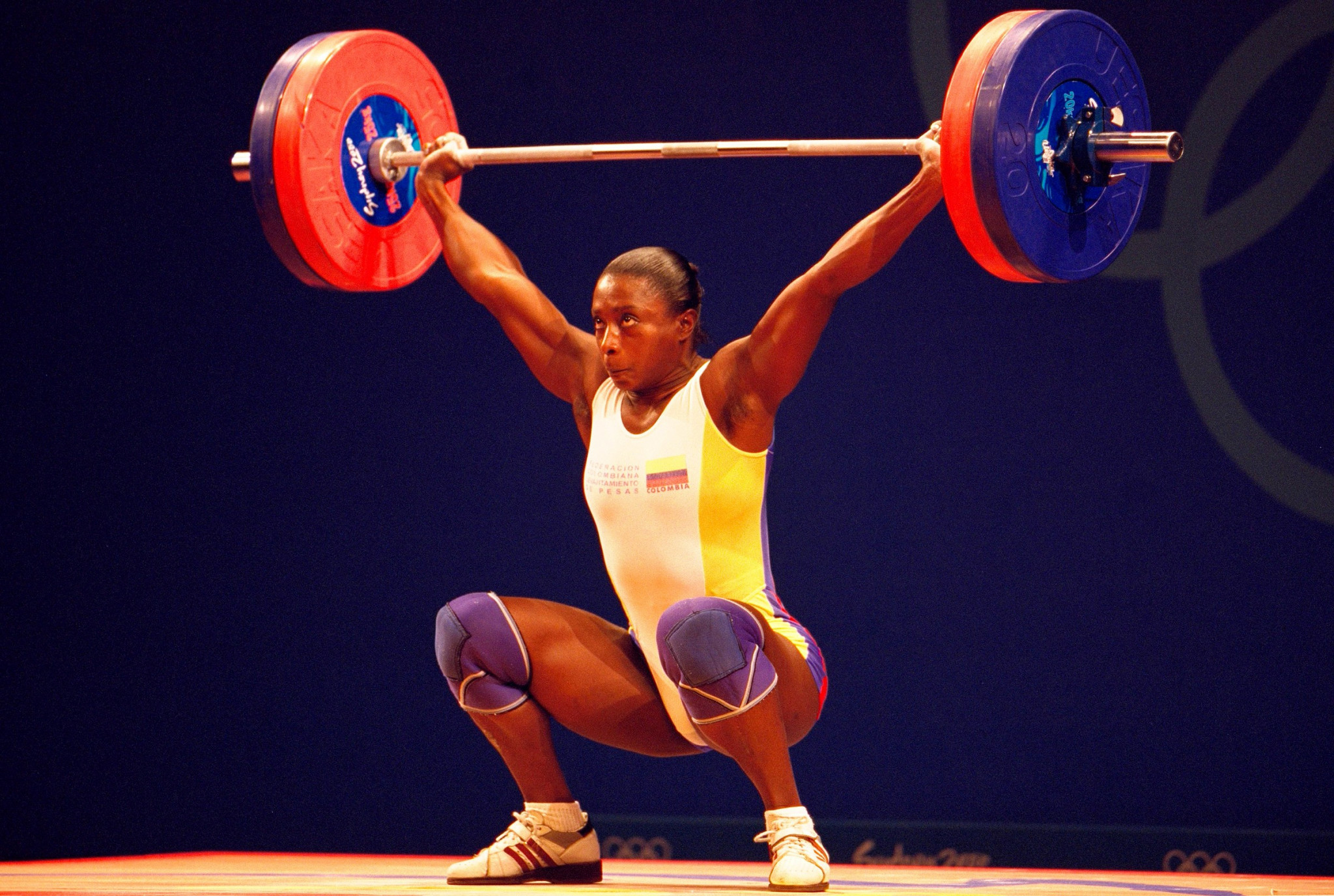 Colombia has won more Olympic medals in weightlifting than in any other sport ©Getty Images