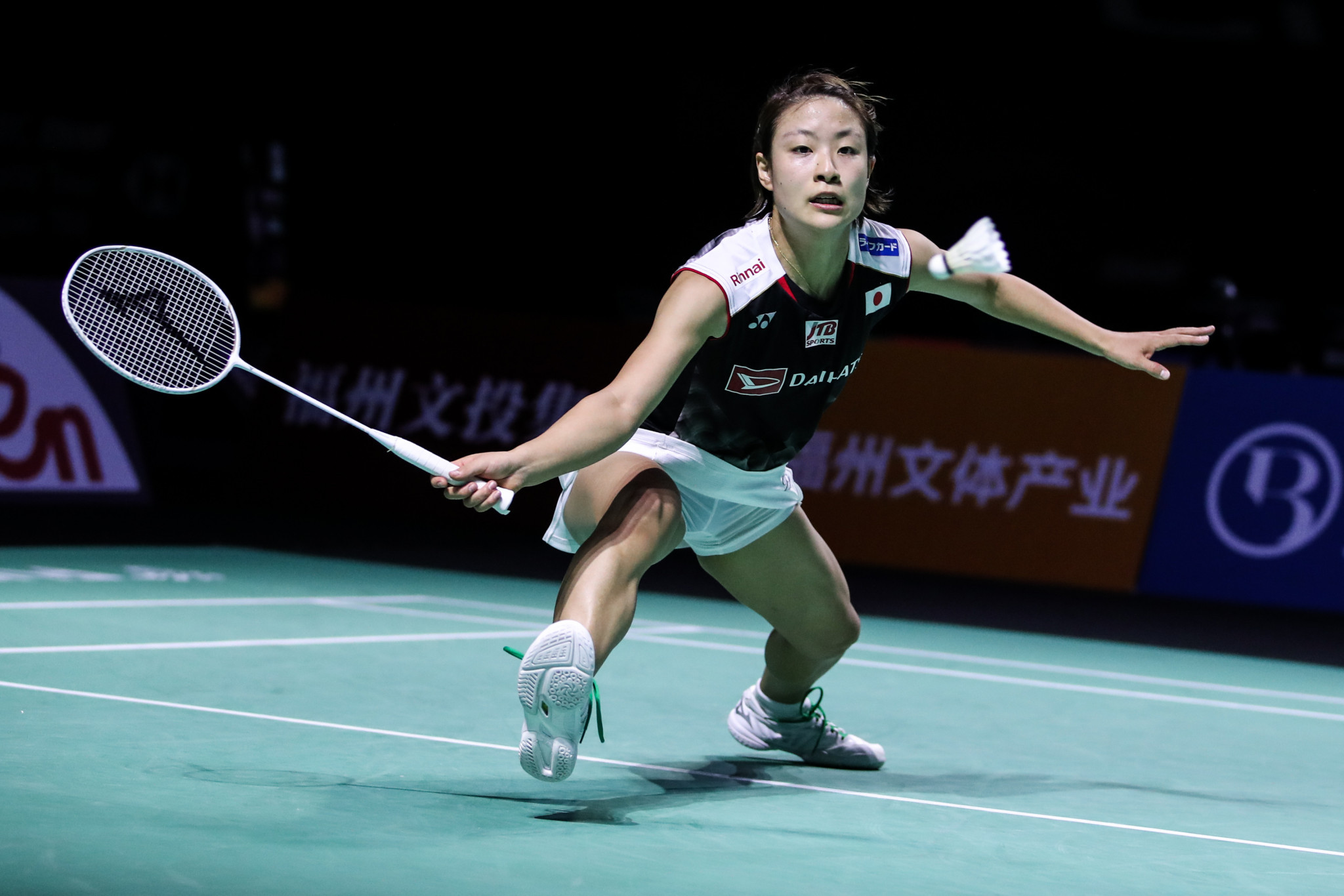 Nozomi Okuhara will contest the women's singles final ©Getty Images