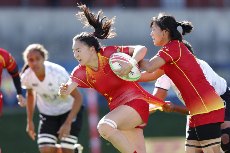 China make strong start to pursuit of Tokyo 2020 place at Asia Women's Sevens