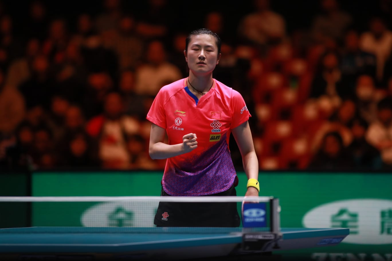 Defending champions China reach men's and women's finals at ITTF Team World Cup