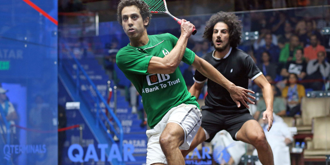 Second seed Momen reaches third round at PSA Men's World Championship