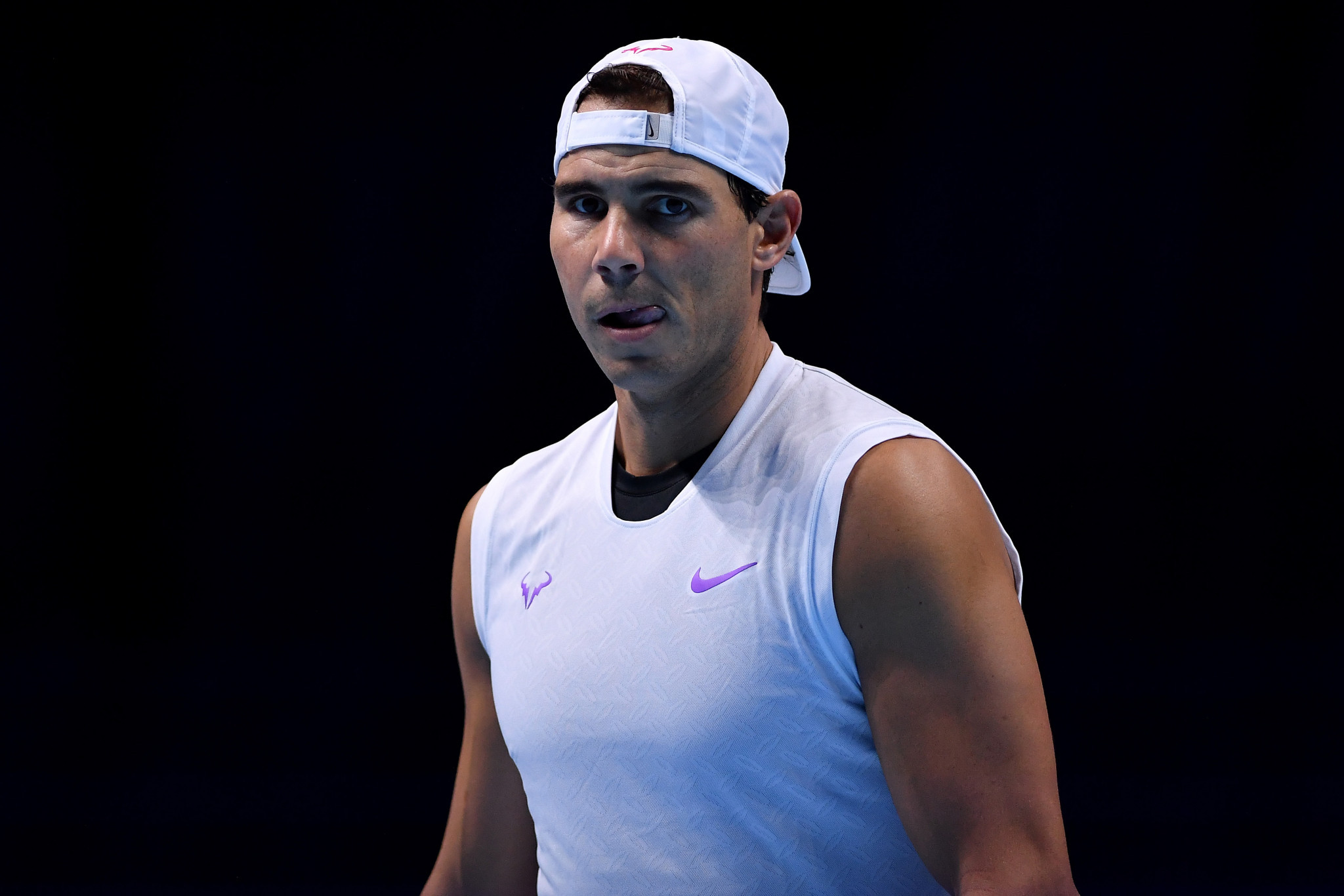 Nadal set for battle with fitness and rivals at ATP Finals