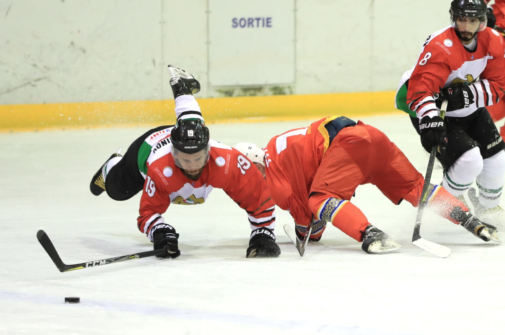 United Arab Emirates earn first win at Olympic ice hockey pre-qualification round one event