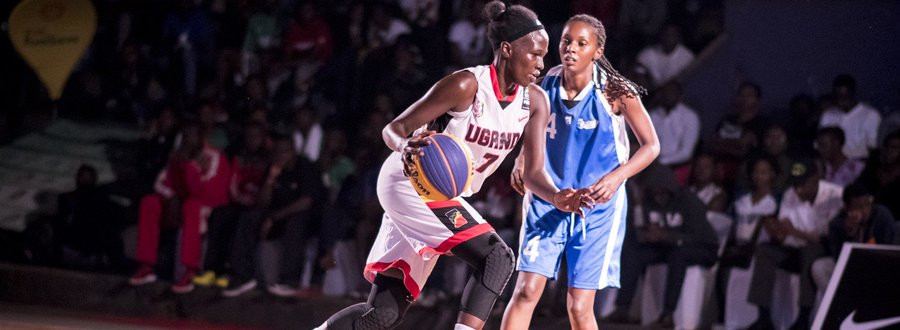Hosts Uganda reach semi-finals of women's event at FIBA 3x3 Africa Cup