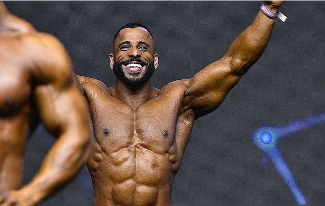 Albalooshi ends successful IFBB Men's World Championships for hosts with bodybuilding gold