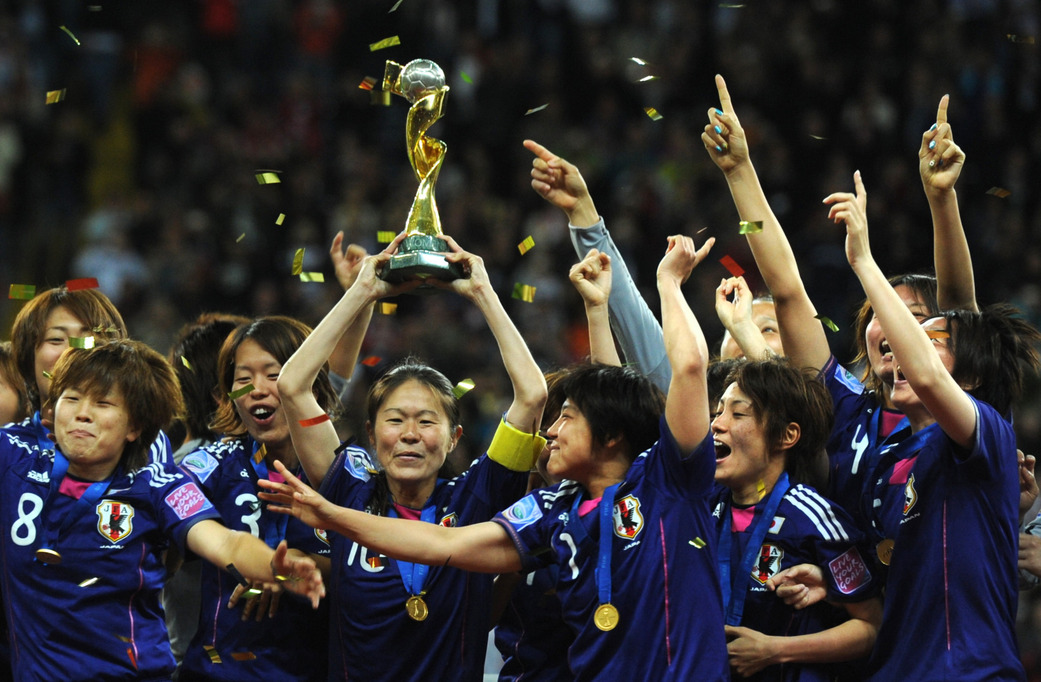 Noguchi and Women's World Cup winners tipped for key roles in Tokyo 2020 Torch Relay