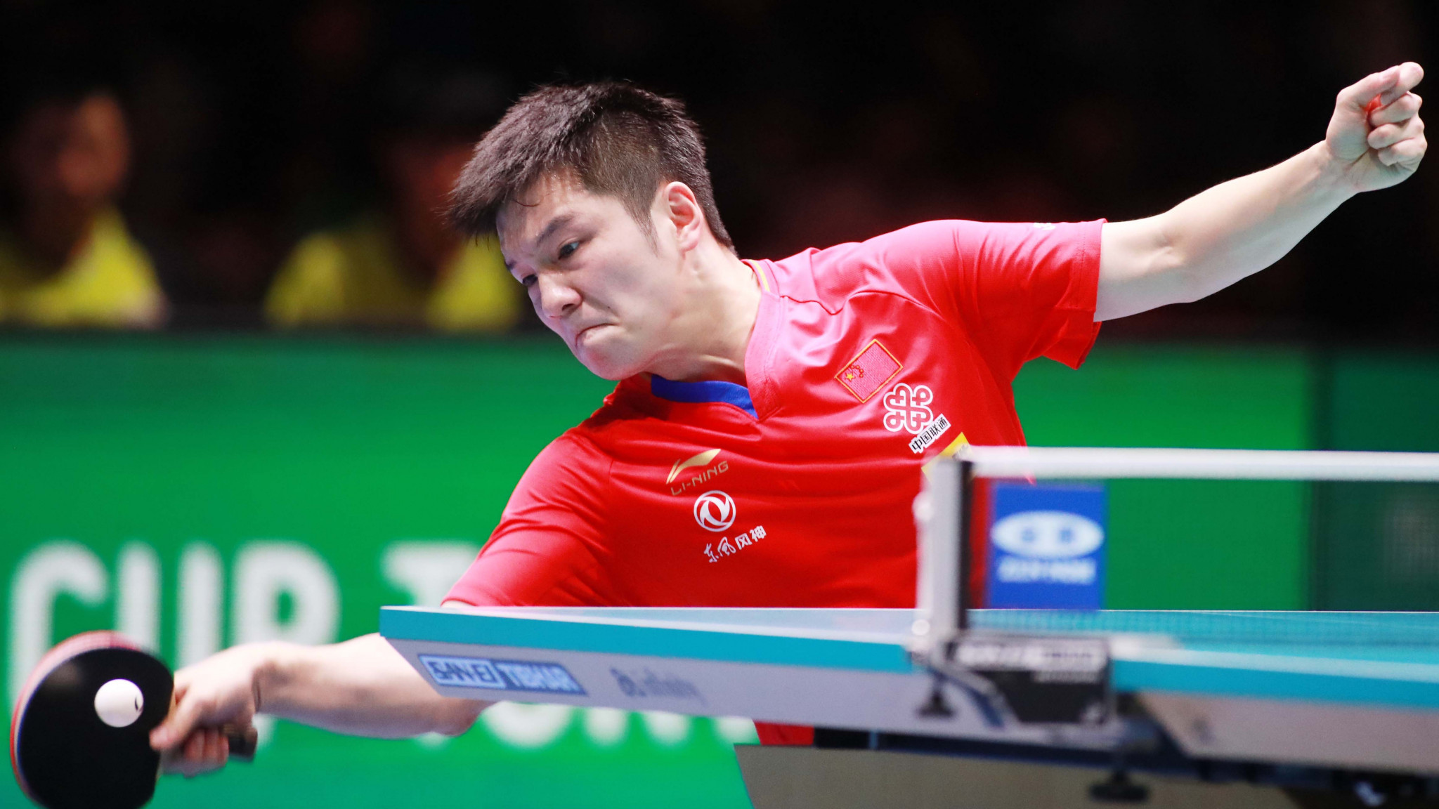 China retain men's and women's titles at ITTF Team World Cup