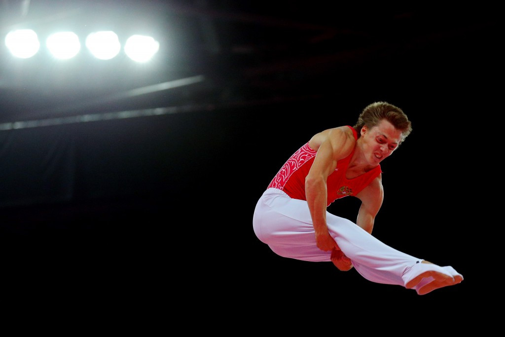 Russia upset China to take men's team gold at Trampoline Gymnastics World Championships