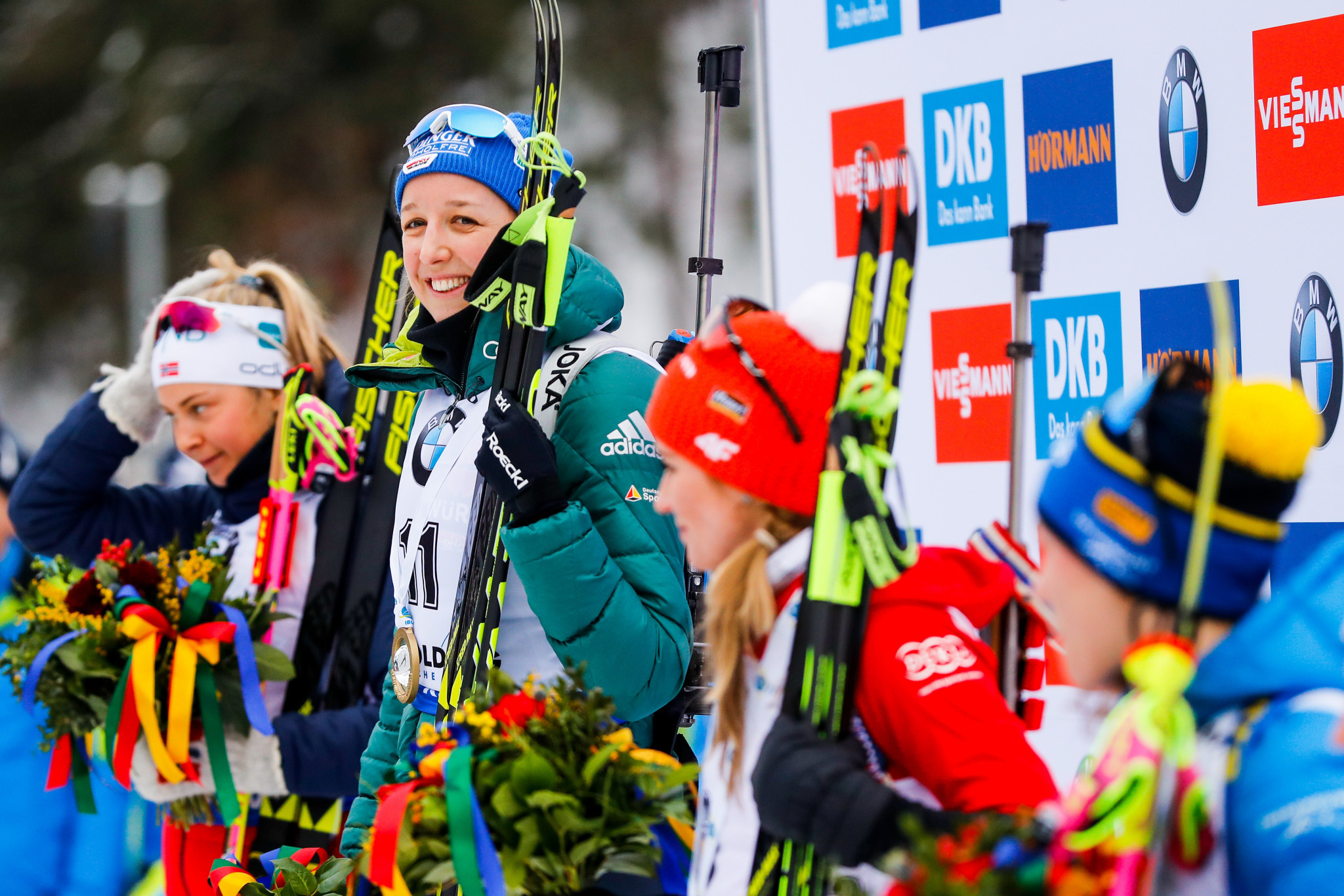 IBU reallocate next year's Summer Biathlon World Championships to Ruhpolding