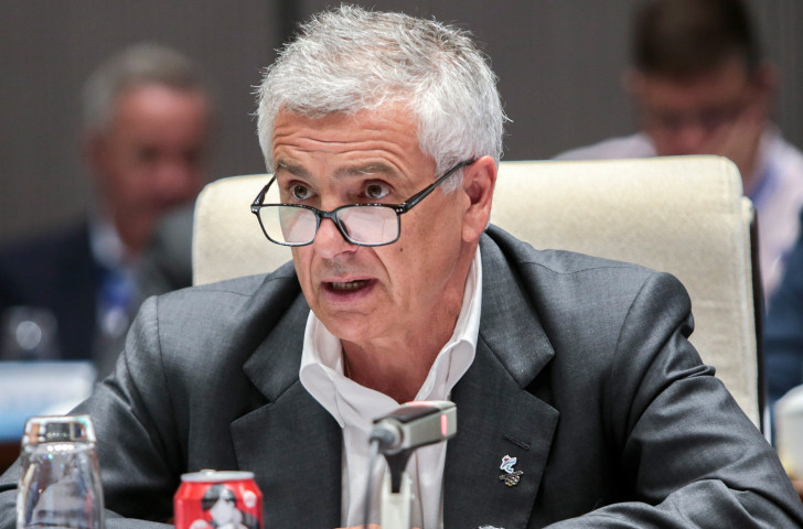 Juan Antonio Samaranch, chair of the IOC Coordination Commission for the Beijing 2022 Winter Games, has said after a three-day site visit that he is