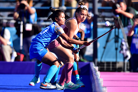 The first Hockey 5s World Cup is set to be held in 2023 ©FIH
