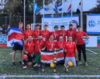 Costa Rica beat Guatemala to retain Blind Football Central American Championship